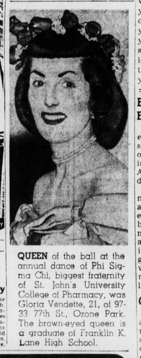 Brooklyn Daily Eagle May 9, 1952. Brooklyn Collection.