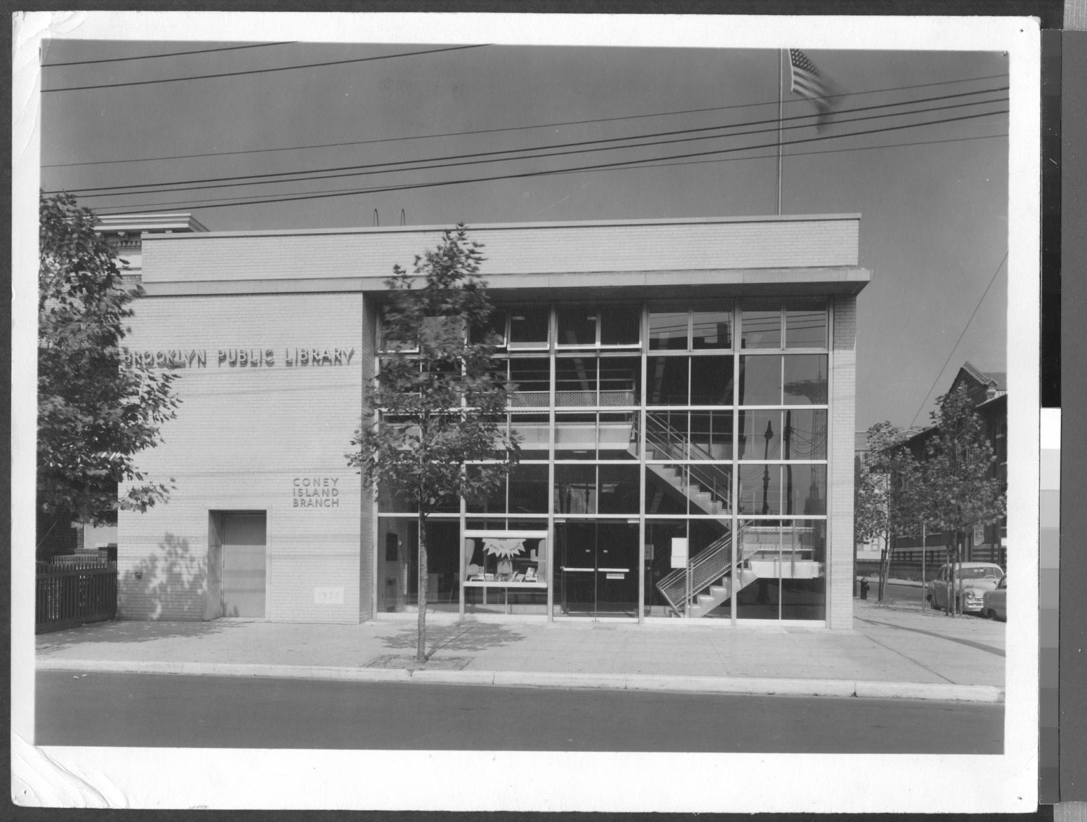 Coney Island Library - History   Brooklyn Public Library