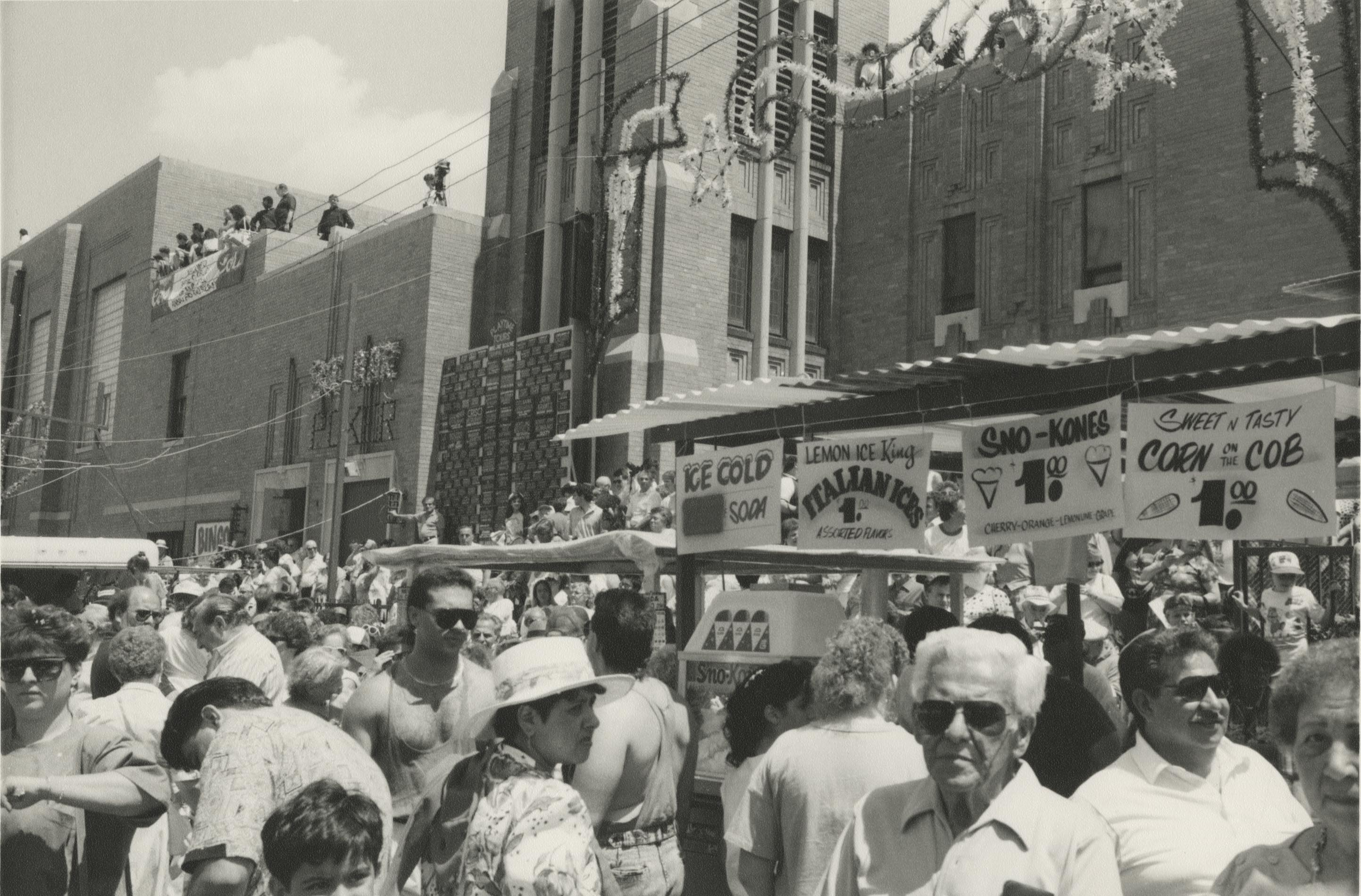 The Giglio Feast | Brooklyn Public Library