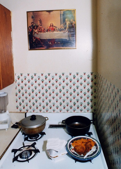 Kitchen, Bronx, 1990