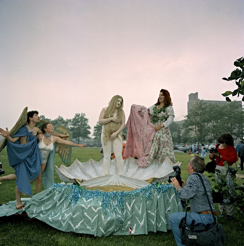 Birth of Venus float, 1992