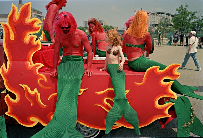 Mermaids form Hell, 1994