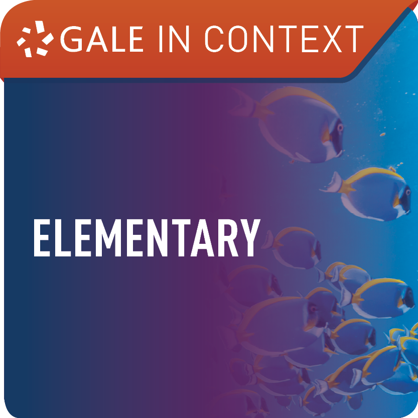 Gale In Context: Elementary - resource image