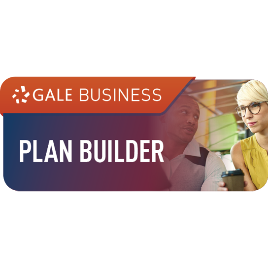 Logo image for Gale Business: Plan Builder