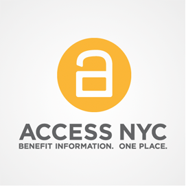 Logo image for Access NYC
