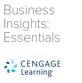 Logo image for Business Insights: Essentials