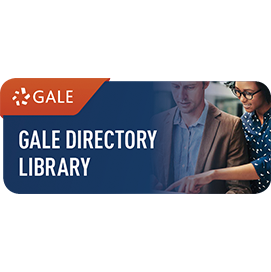 Gale Directory Library, logo