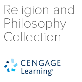 Logo image for Religion and Philosophy Collection
