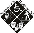 Logo: Americans with Disabilities Act