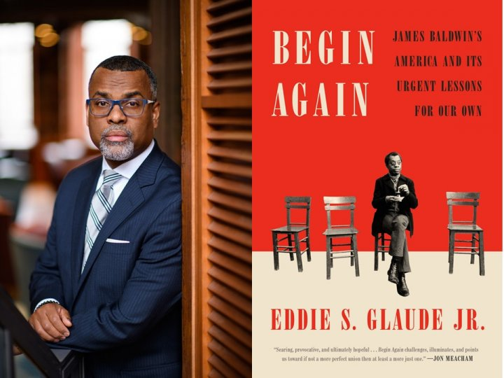 Eddie Glaude discusses James Baldwin and Begin Again | Brooklyn ...