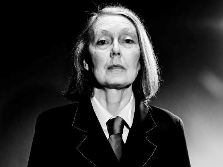 Anne Carson Delivers Her Harvard Lectures, BPL Program