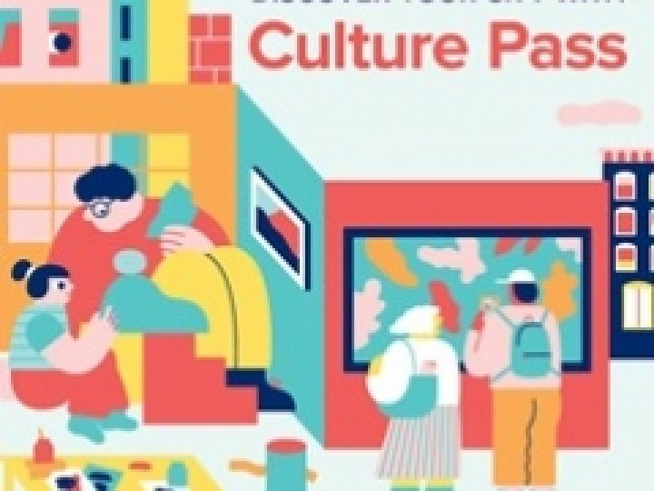 Culture Pass Drop In Session | Brooklyn Public Library