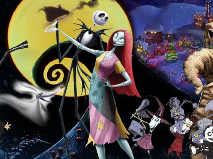 movies the library nightmare before christmas brooklyn public library - Nightmare Before Christmas Runtime