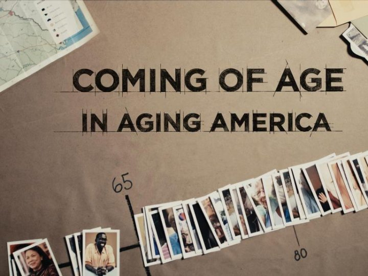 Film Screening & Discussion: Coming of Age in Aging America