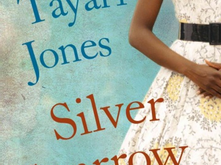 Silver Sparrow book jacket cover