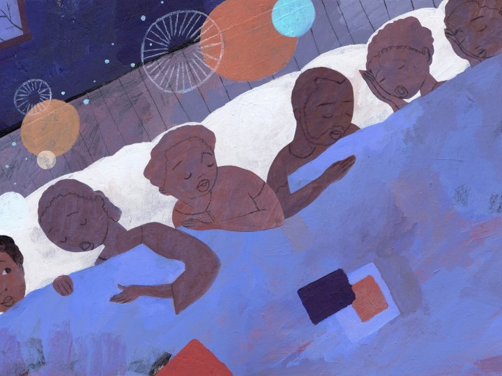 The Shape of Sound: The Picture Book Art of Sean Qualls