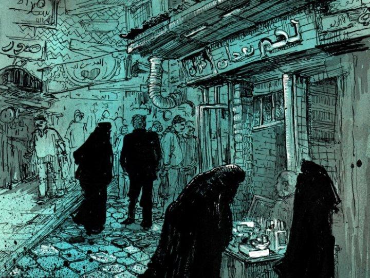Image Courtesy Molly Crabapple/ One World/Penguin Random House