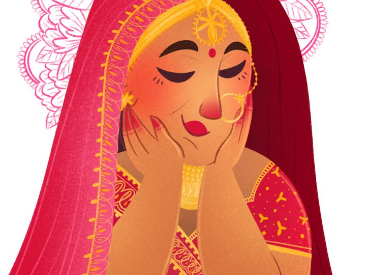 The Bride ©Emily Mendoza