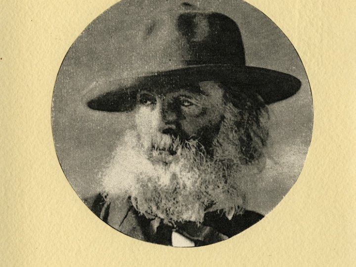 The Works of Walt Whitman, BPL Exhibition