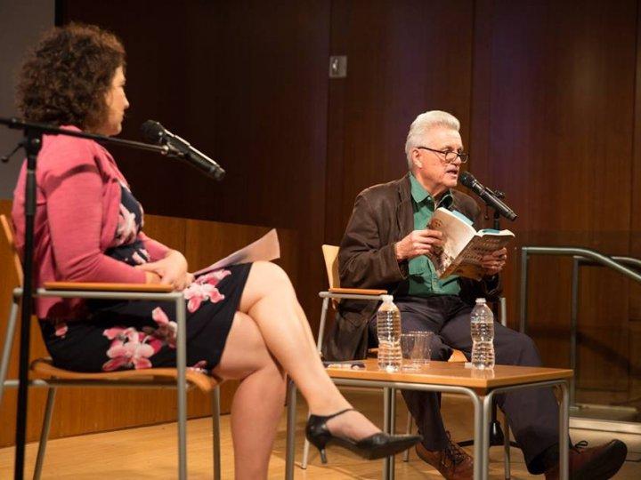 John Irving, November 2015