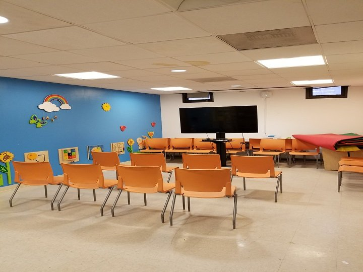 Cortelyou Branch Meeting Room
