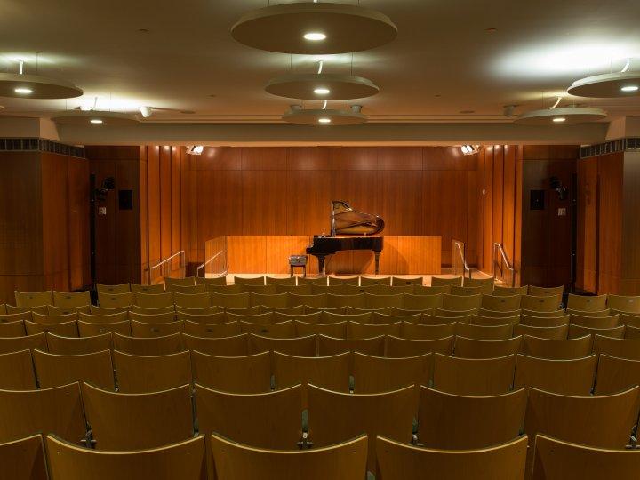 Auditorium Rear Shot
