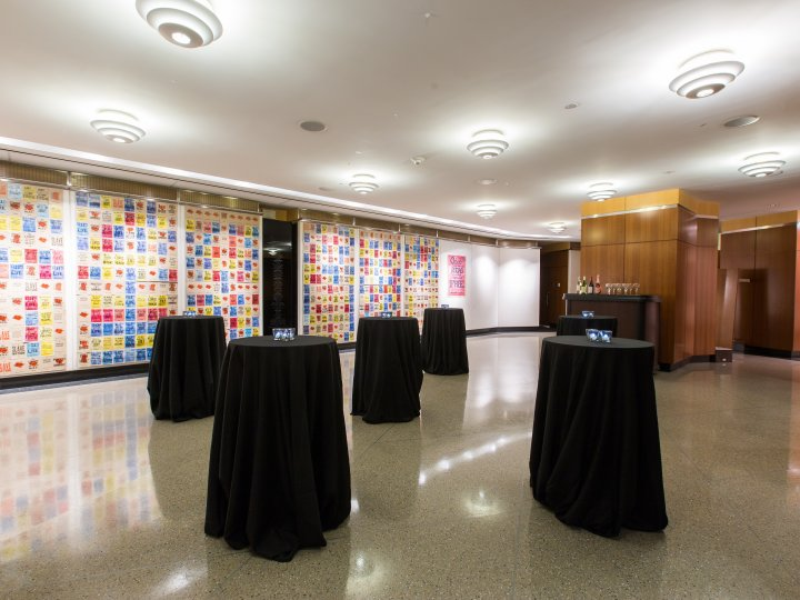 Brooklyn Public Library Dr. S. Stevan Dweck Cultural Center Lobby