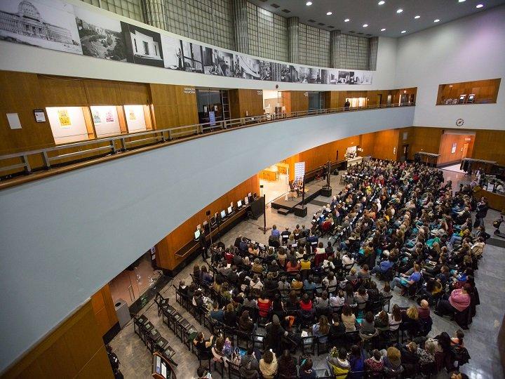 Grand Lobby Floor Seated Event