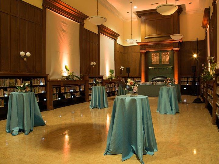 Park Slope Event Floor