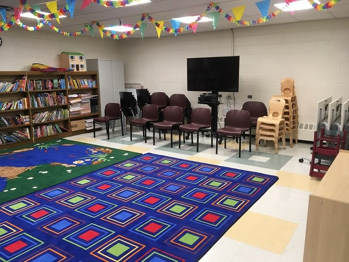 Spring Creek Branch Meeting Room