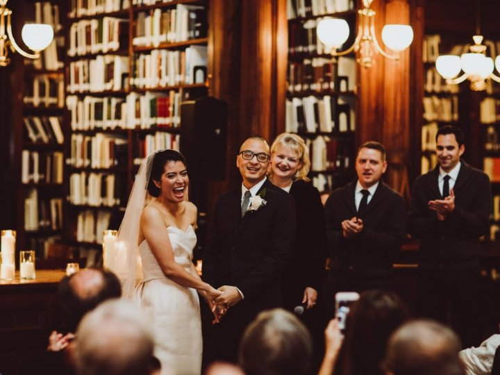 Vows in the Othmer Library