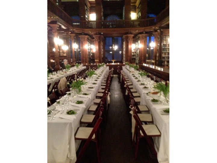 Banquet Dining - Othmer Library