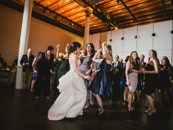 Bridal Dance in the Great Hall