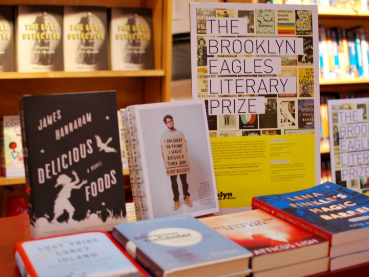 Shortlist Party for the 2015 Brooklyn Eagles Literary Prize