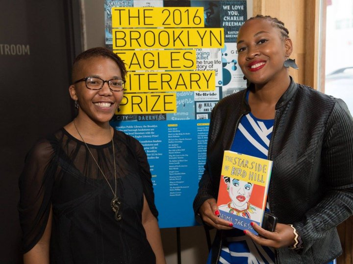 Long List Libation Party for the 2016 Brooklyn Eagles Prize