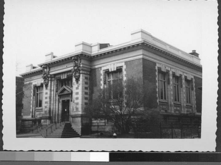 Greenpoint's Carnegie Library