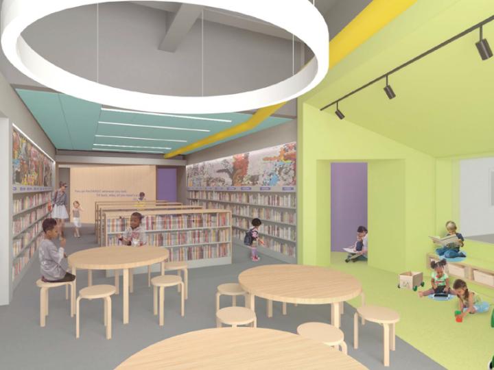 Final Design: Children's Room