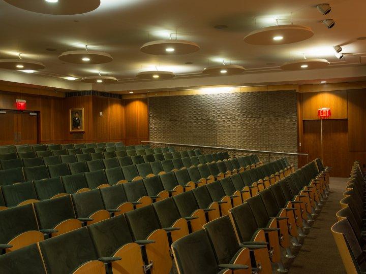 Auditorium Front Shot