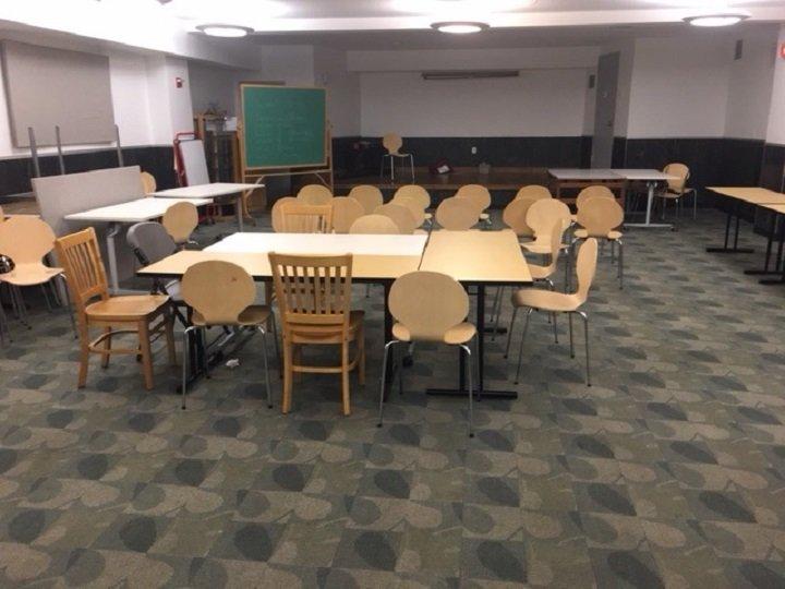 Mapleton Branch Meeting Room