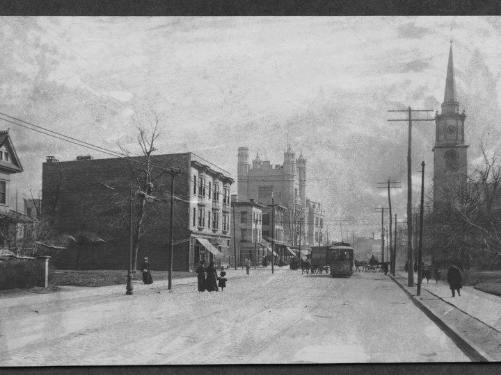 Flatbush & Church Avenues, 1913