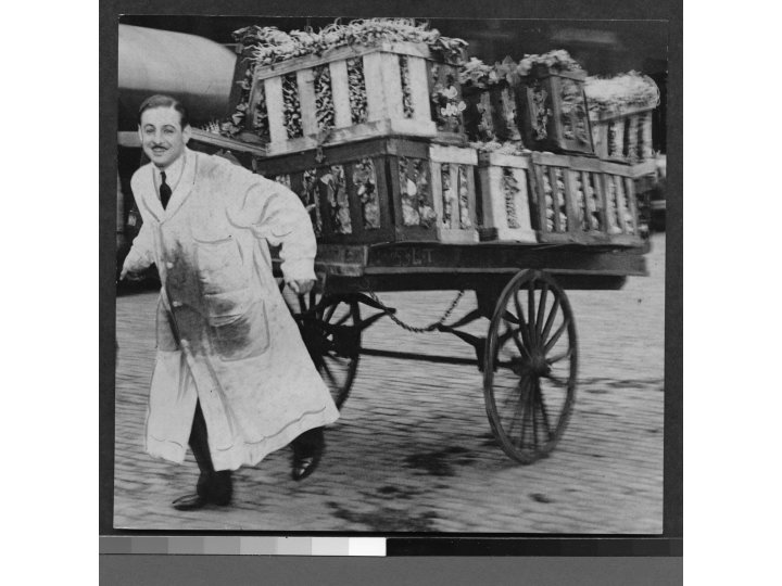 Wallabout Market, 1935