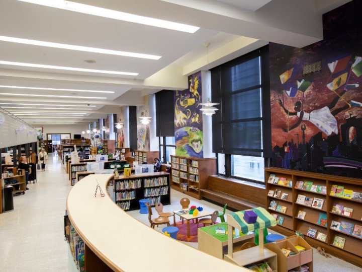 Central Library Youth Wing