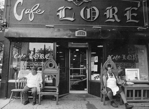 Celebrating Sunset Park: Café Loré by John Milisenda, BPL Exhibition