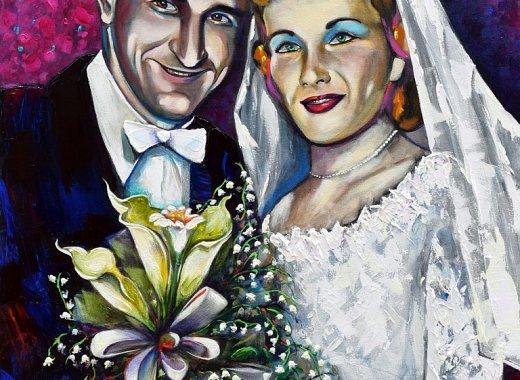 Wedding Album by Christopher Spinelli, BPL Exhibition
