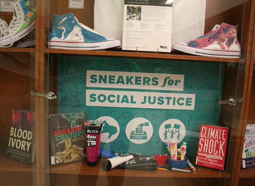 Sneakers for Social Justice - The Capsule Collection