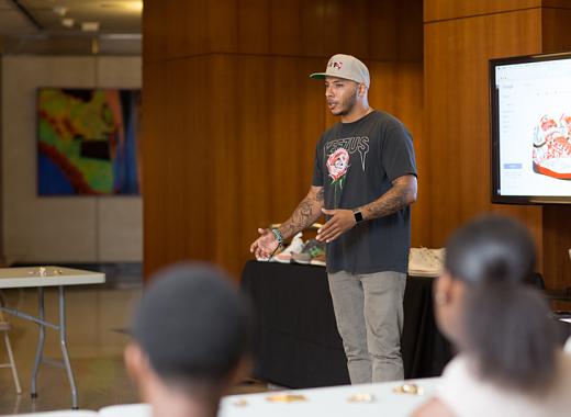 Sneaker for Social Justice - Workshop 1: Sneaker Culture