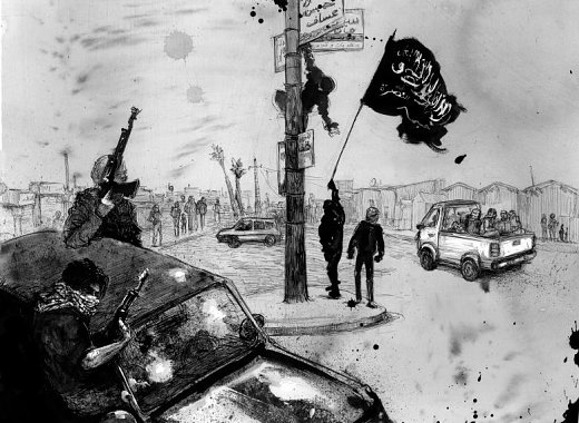 Image Courtesy Molly Crabapple/ One World/Penguin Random House