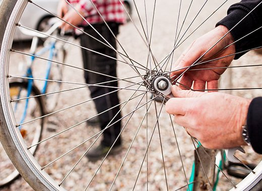 Fixing to Ride: Fix-A-Flat
