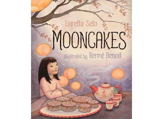 Mooncakes book jacket