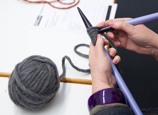 Knitting & Crocheting Club